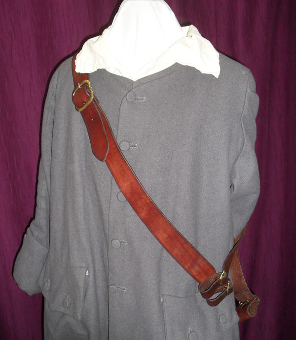French baldric circa 1600 - 1640
